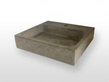 Wastafel Van Beton : Wastafel beton solid wastafelvanbeton